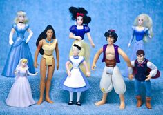 Disney Princess 8 PVC Figure Cake Topper Lot Cinderella Pocahontas Aladdin Alice | Toys & Hobbies, TV, Movie & Character Toys, Disney | eBay!