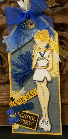 Julie Nutting Prima doll Valentina cheerleader #2