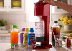 Enter to #win a SodaSteam! Don't miss out on this one! - Jenn's Blah Blah Blog - Travel, Recipes, Reviews, Giveaways
