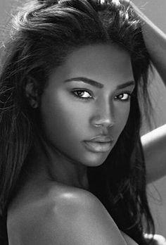 20 most beautiful black women in the world 2015 Beautiful Black American Top 10 Most Beautiful Black Women In the World 2016 Foto Portrait, Beauty Portrait, Portrait Photography, White Photography, Beauty Photography, Fashion Photography, Dark Skin Beauty, My Black Is Beautiful, Simply Beautiful