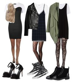 """#75"" by rubyx-cube ❤ liked on Polyvore featuring Leg Avenue, Topshop, Monki, Zara, Zizzi, Giuseppe Zanotti, Converse, Chicwish, Yves Saint Laurent and Old Navy"