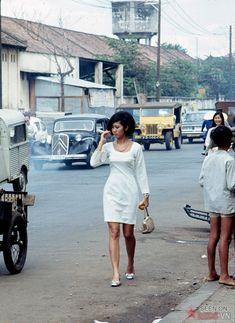 Saigon, early 1960s ~ Vietnam War