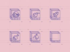Best Icons of the Year 2016 - Icon Utopia Icon Design, Logo Design, Astronauts In Space, Best Icons, Icon Collection, Year 2016, Site Web, Pictogram, Monogram Logo