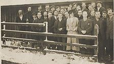Image for Ditton Priors, Shropshire: Conscientious Objectors' Camp
