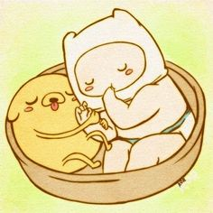 Baby adventure time