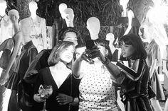 mannequin's party by Moisés Nieto and Sempere mannequins.