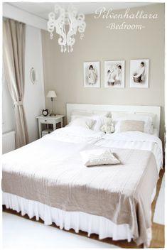 Un dormitorio para soñar... | Decorar tu casa es facilisimo.com