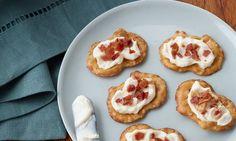 White Cheddar Spread & Bacon Recipe