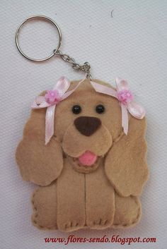 felt cocker spaniel                                                                                                                                                                                 Mais