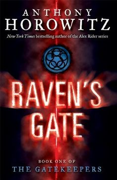 The Gatekeepers #1: Raven's Gate by Anthony Horowitz, http://www.amazon.ca/dp/B007MHVVCU/ref=cm_sw_r_pi_dp_vOYYsb0PXD30C