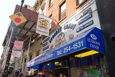 A Tour of Economy Candy, the Best and Craziest Candy Store in NYC | Serious Eats: Sweets