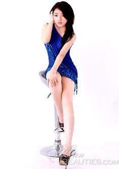 Centenas de belezas: conheça linda mulher asiática Liping
