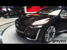 New Car 2017: 2018 Cadillac Escala Review - Walkaround, Features...