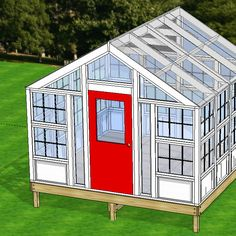 Check out our collection of 15 free greenhouse plans that you can use for building your own greenhouse. Bonus downloadable plans for your project.
