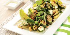 Zucchini & Potato Salad