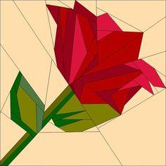 Valentine's Rose | Craftsy