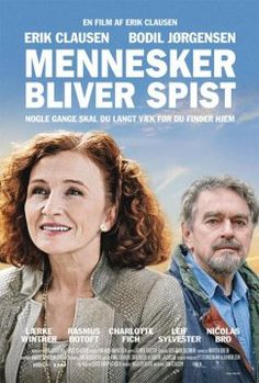 PEOPLE GET EATEN / MENNESKER BLIVER SPIST (DK, 2015) Ingelise and Herluf have been happily married for many years. Their marriage has become more of a routine arrangement and Ingelise has secretly been having an affair with a colleague at work. Herluf is doing all he can in order to fulfill his responsibilities as a dutiful husband, father and mechanic Herluf starts forgetting things and one day he doesn't come home - as he usually always does.