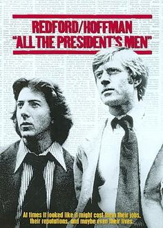 Rent All the President's Men starring Dustin Hoffman and Robert Redford on DVD and Blu-ray. Get unlimited DVD Movies & TV Shows delivered to your door with no late fees, ever. Dustin Hoffman, Robert Redford, Man Movies, Movie Tv, Cinema Movies, Drama Movies, Horror Movies, Jack Warden, Meredith Baxter