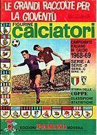 album calciatori 1968-69