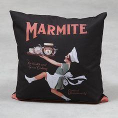 Fancy - Marmite Cushion