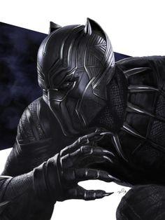 Black Panther, William Soares