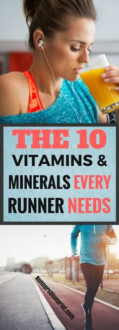 being a regular runner might mean that your vitamins and minerals reserves are tapped out—especially if you are not following a well-balanced diet and/or running too hard and too far.  But here is the good news…  In this sweet post, I'm covering 10 of the essential micronutrients you need along with the best food sources to get them from.  http://www.runnersblueprint.com/the-10-vitamins-minerals-every-runner-needs/  #Fitness #Minerals #Vitamins