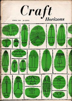 Craft Horizons Spring 1949 by sandiv999, via Flickr
