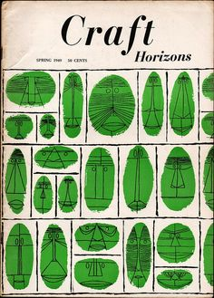 Craft Horizons Spring 1949 by sandiv999, via Flickr