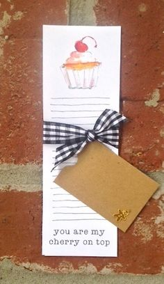 Cherry on Top Notepad