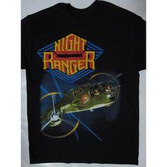 night ranger t shirts - Google Search Night Ranger, Cable Modem, Need Money, Van Halen, Hard Rock, Rock N Roll, Surfboard, Blues, T Shirt