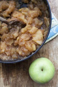Vanilla Spice Applesause