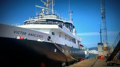 El Ministerio de Agroindustria tendrá un nuevo buque de investigación   El Ministerio de Agroindustria de la Nación incorporará un buque de investigación oceanográfica y pesquera el más sofisticado del mundo que fue diseñado en conjunto por el Instituto Nacional de Investigación y Desarrollo Pesquero (INIDEP) y el astillero español que lo construyó. La nueva embarcación comenzó a construirse en marzo de 2016 tiene 528 metros de eslora y el equipo de cubierta cuenta con guinches de pesca y…