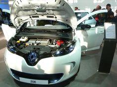 Renault ZOE - il motore @Motor Show Bologna 2012