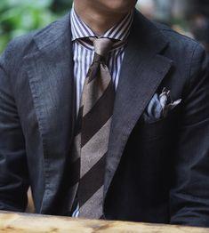 Friday with my denim sport jacket • #stylishman #classicstyle #stylish #wiwt #ootd #hkig #instafashion #classicmenswear #styleforum…