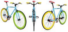Bici de colores!