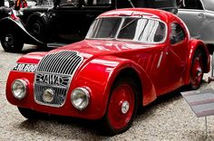 1935 Jawa 750 Coupé Don't tell Star wars Classic Motors, Classic Cars, Jawa 350, Vintage Cars, Antique Cars, Pretty Cars, Guzzi, Old Cars, Car Pictures