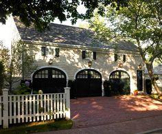 Martha's Vineyard Traditional Coastal Home