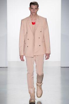 Calvin Klein Collection | Spring 2015 Menswear Collection | Style.com