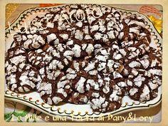 Le Mille e una Torta di Dany&Lory: Biscotti Fondenti