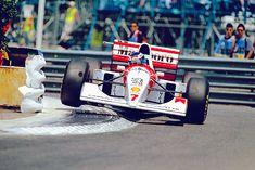 Mika Hakkinen - McLaren MP4/9 (Peugeot) - 1994 - Monaco
