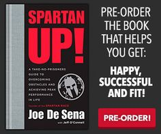 Spartan Up! - The book