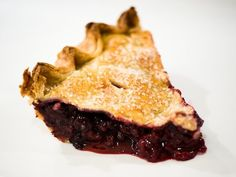 Berry Pie with frozen berries... I made this for Thanksgiving this year! :)