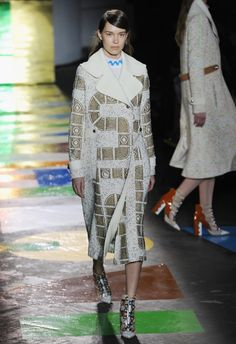The Best Looks From London Fashion Week Fall 2015