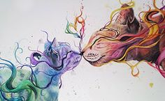 17-Year-Old Self-Taught Mexican Artist Creates Stunning Watercolors And Pencil Drawings