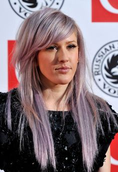 Eliie Goulding arrives at the Q Awards 2010 at Grosvenor House Hotel on October 25, 2010 in London, England