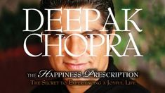 Deepak Chopra discusses the Ten Keys to a Happy Life. Discover a contemporary life-changing prescription for how to live life joyfully and with greater awareness of all things. Sonia Choquette, New Freedom, E Motion, Deepak Chopra, Spiritual Teachers, Empowering Quotes, Emotional Intelligence, Negative Thoughts, How To Get Rid