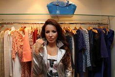 News Renata Dominguez: Renata Dominguez  prestigia o 'Vogue Fashion's Nig...