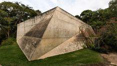 Galeria Lygia Pape, no Inhotim, em Brumadinho, Minas Gerais.
