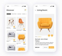 Best iPhone X UI Designs for Your Inspiration on Behance Mobile Application Design, Mobile Ui Design, Game Ui Design, Web Ui Design, Design Design, Design Thinking, Apps, Android App Design, App Design Inspiration