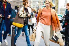 Street Style Paris Fashion Week Fall 2013
